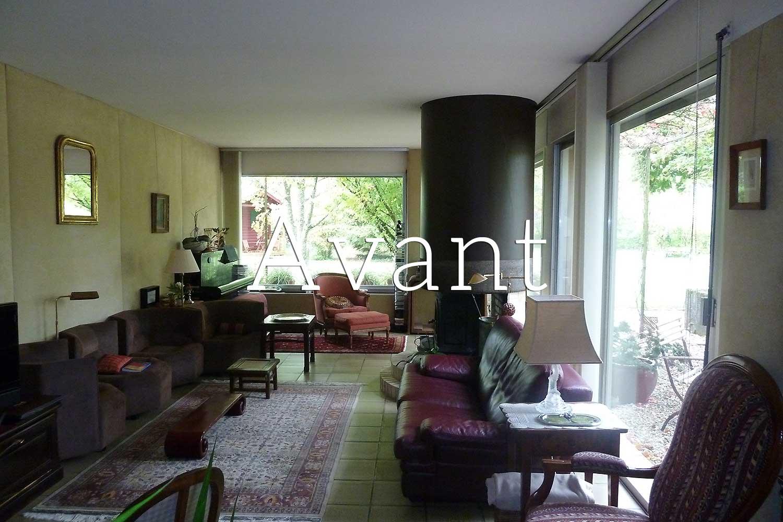 #6D8744 Maison Style Le Corbusier 4473 décoration feng shui salle à manger 1500x999 px @ aertt.com