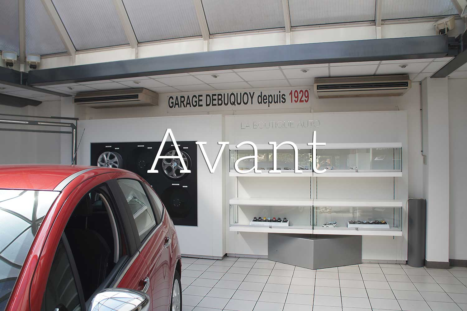 Garage citro n for Assurance voiture qui reste au garage