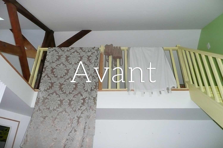 Réaménagement d'une maison Mansart